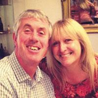 Mr & Mrs Evans