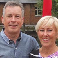 Karen & Roger