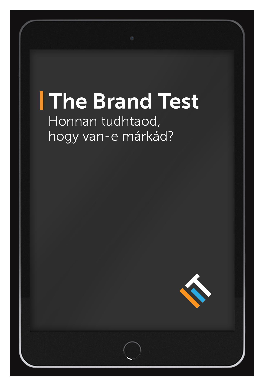 Töltsd le a Brand Test PDF-et.