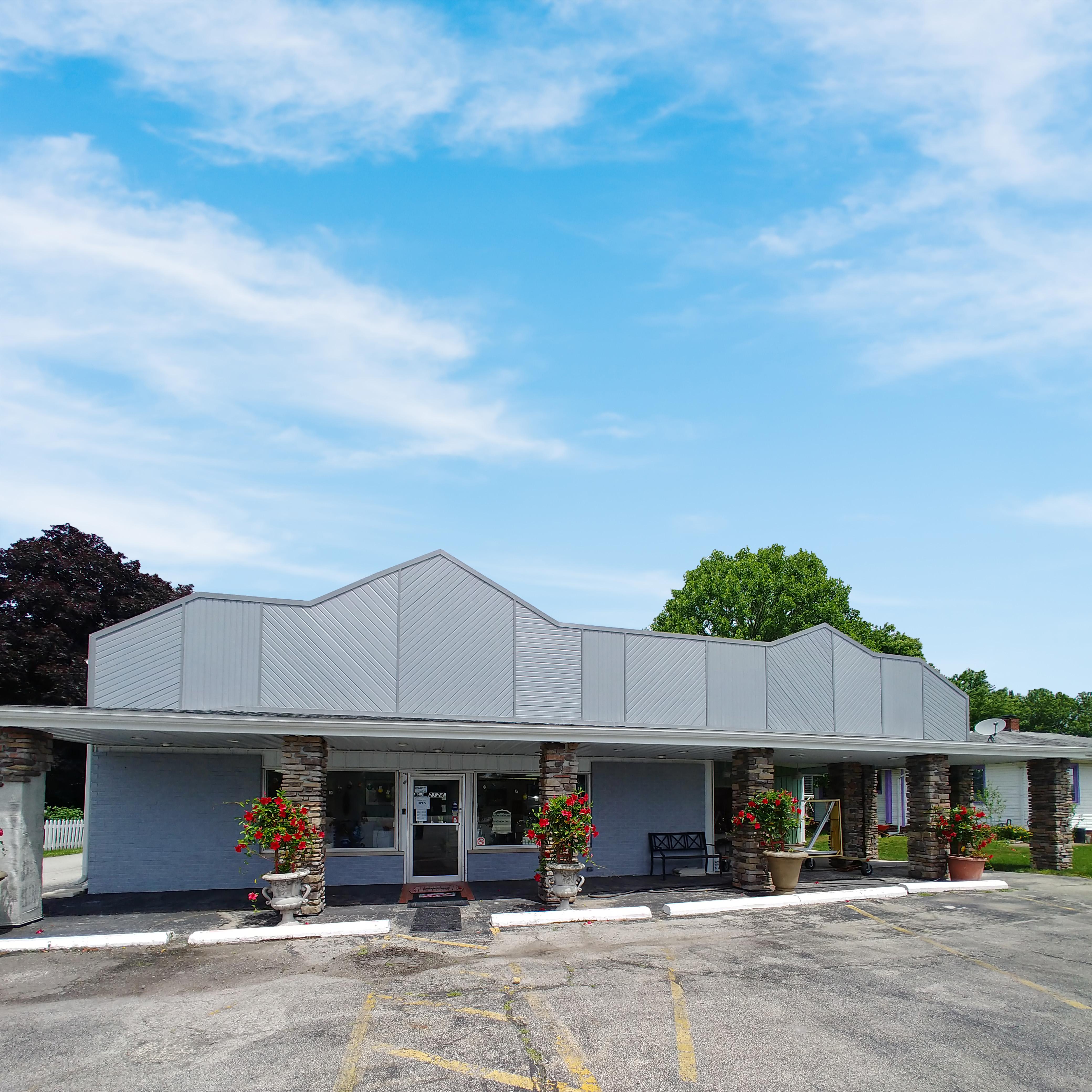 Inspired Fire Glass Art Studio & Gallery located in Lafayette, IN near Purdue University