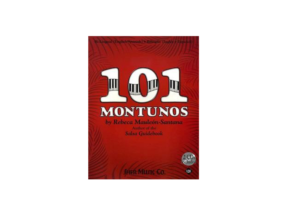 Sher Music 101 Montunos Book & CDs