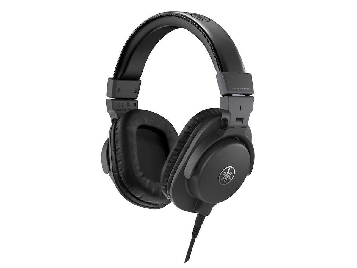 Yamaha HPH-MT5 Monitor Headphones Black