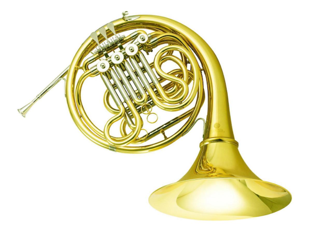 Jupiter JHR1100 Series Double Horn JHR1100D Screw Bell