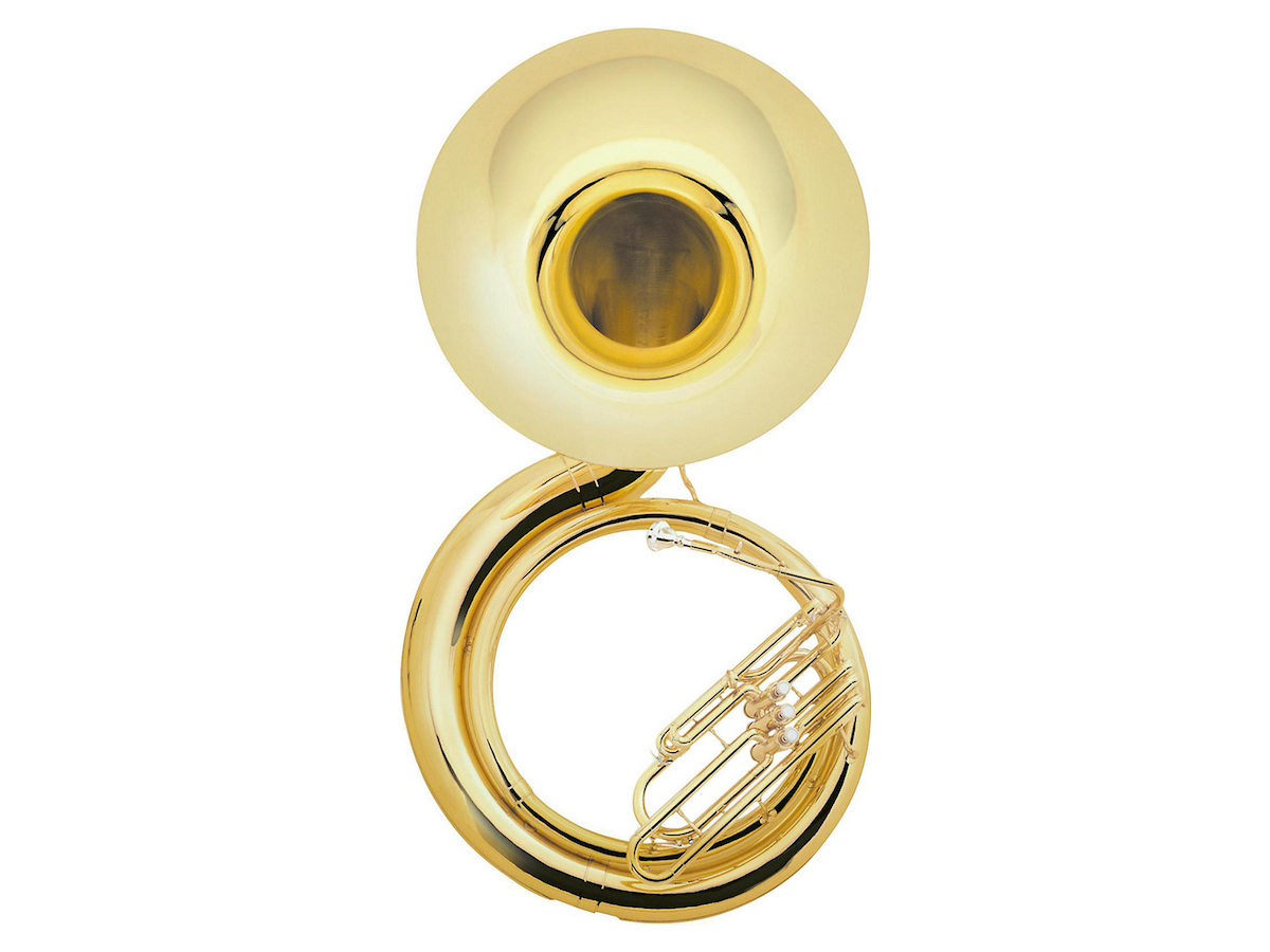 Jupiter JSP1100 Quantum Series BBb Sousaphone (Lacquer)