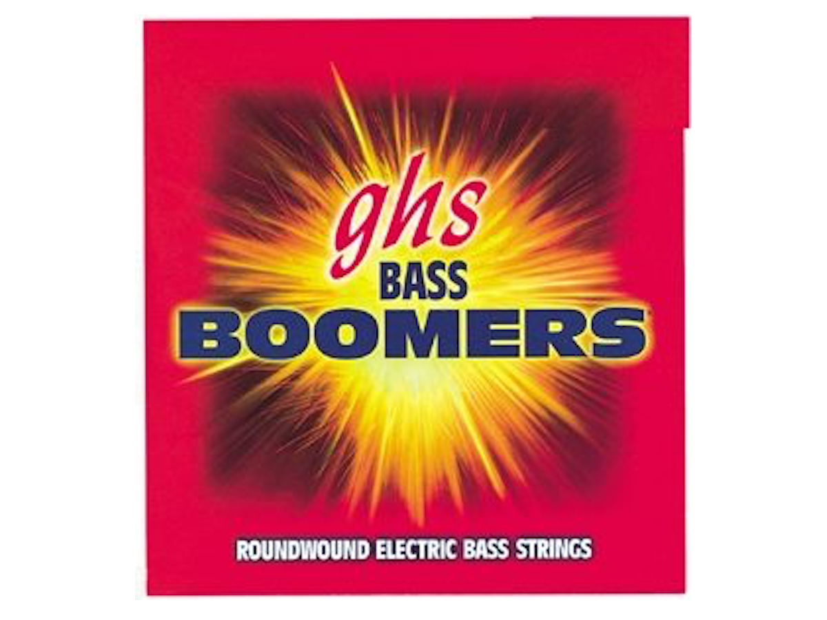 GHS Bass Boomers Electric Bass Strings