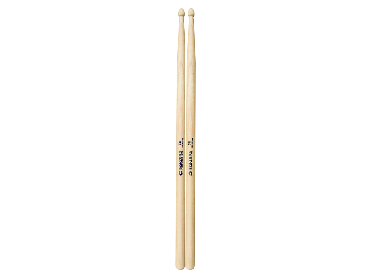 Salyers Percussion Combo Drum Sticks  5B Wood