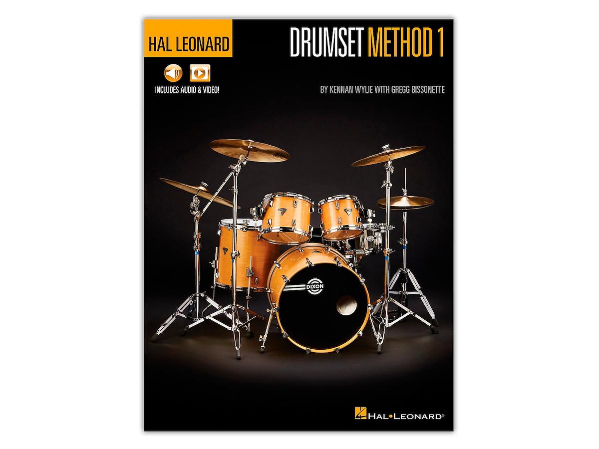 Hal Leonard Hal Leonard Drumset Method - Book 1 Book/Media Online