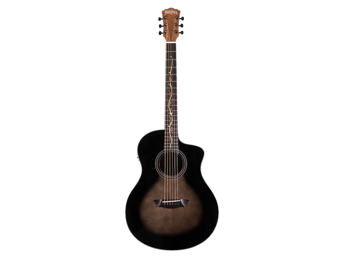 Washburn Bella Tono Vite S9V Acoustic-Electric Guitar