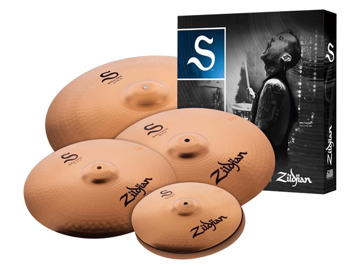 Zildjian S Rock Cymbal Pack