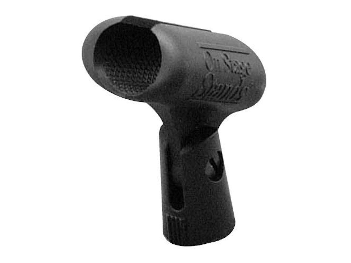 On-Stage Universal Microphone Holder (Model MY100)