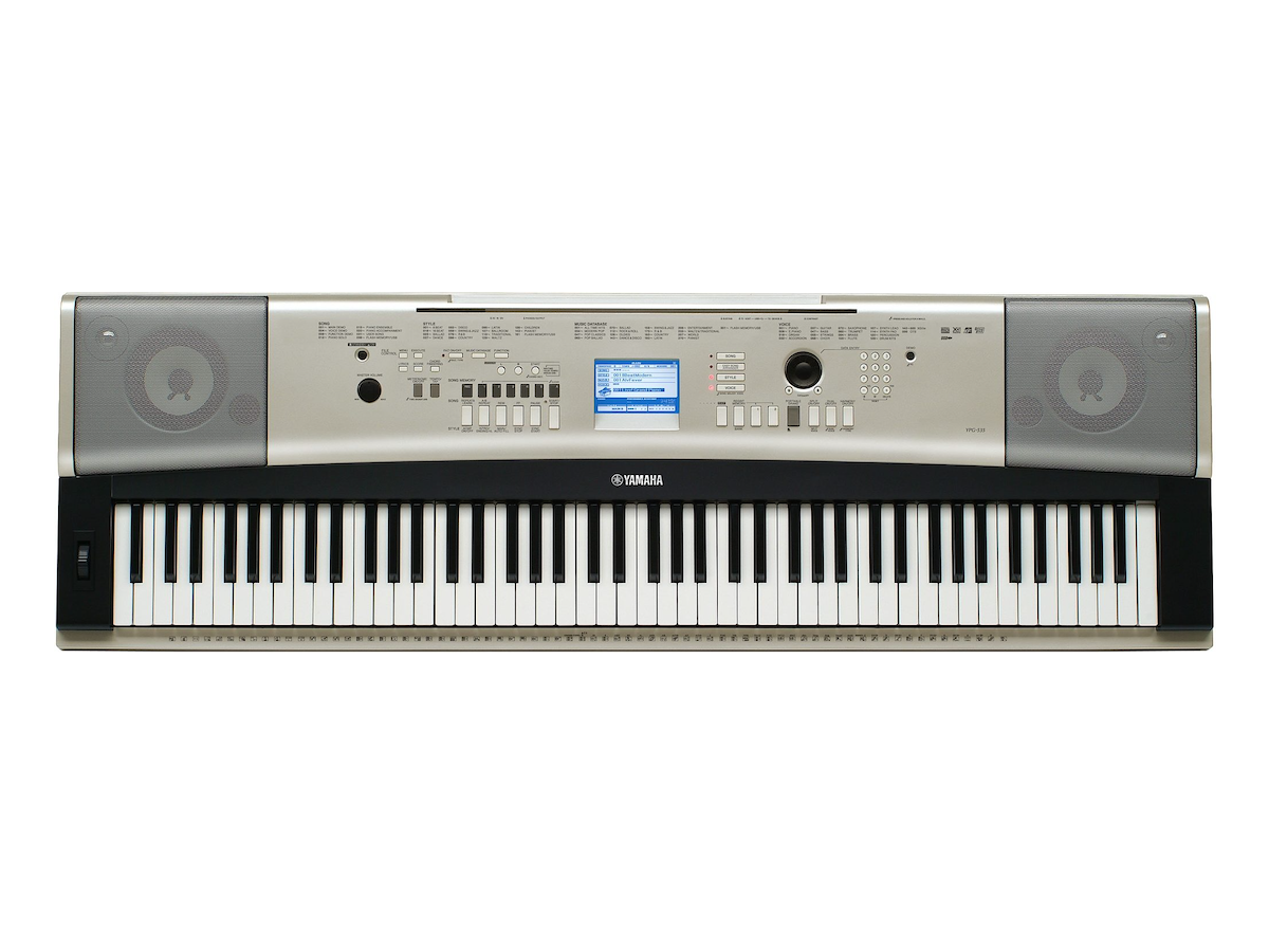 Yamaha YPG-535 88-Key Portable Grand Keyboard