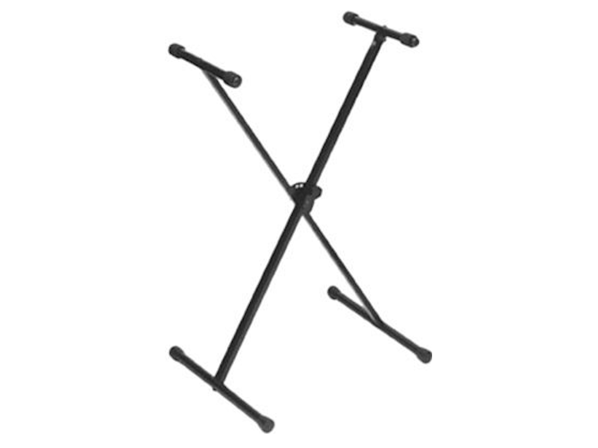 OnStage KS7190 Single-Braced Keyboard Stand