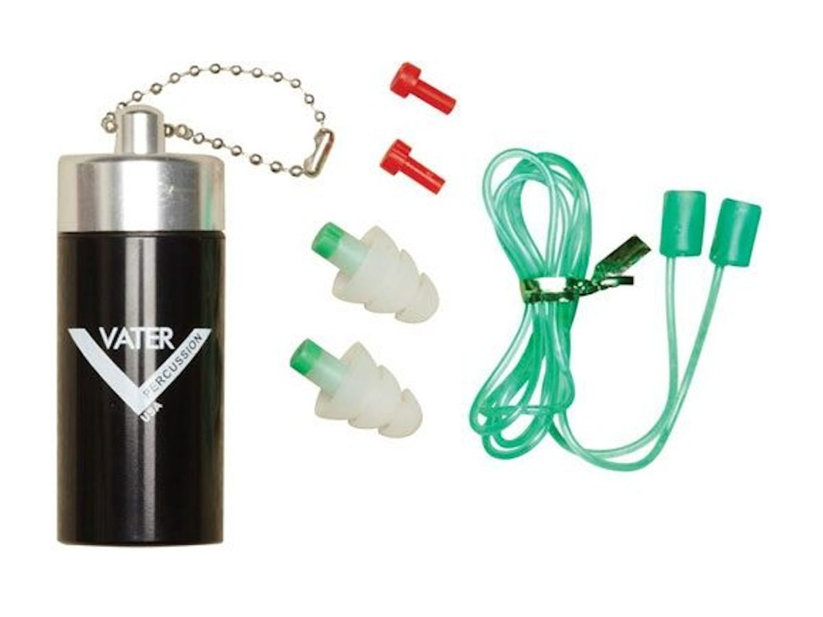 Vater Safe and Sound Ear Plugs