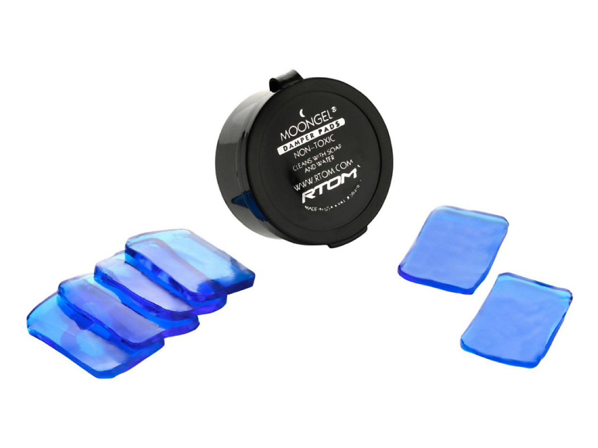 RTOM Moongel Percussion Dampening Gels
