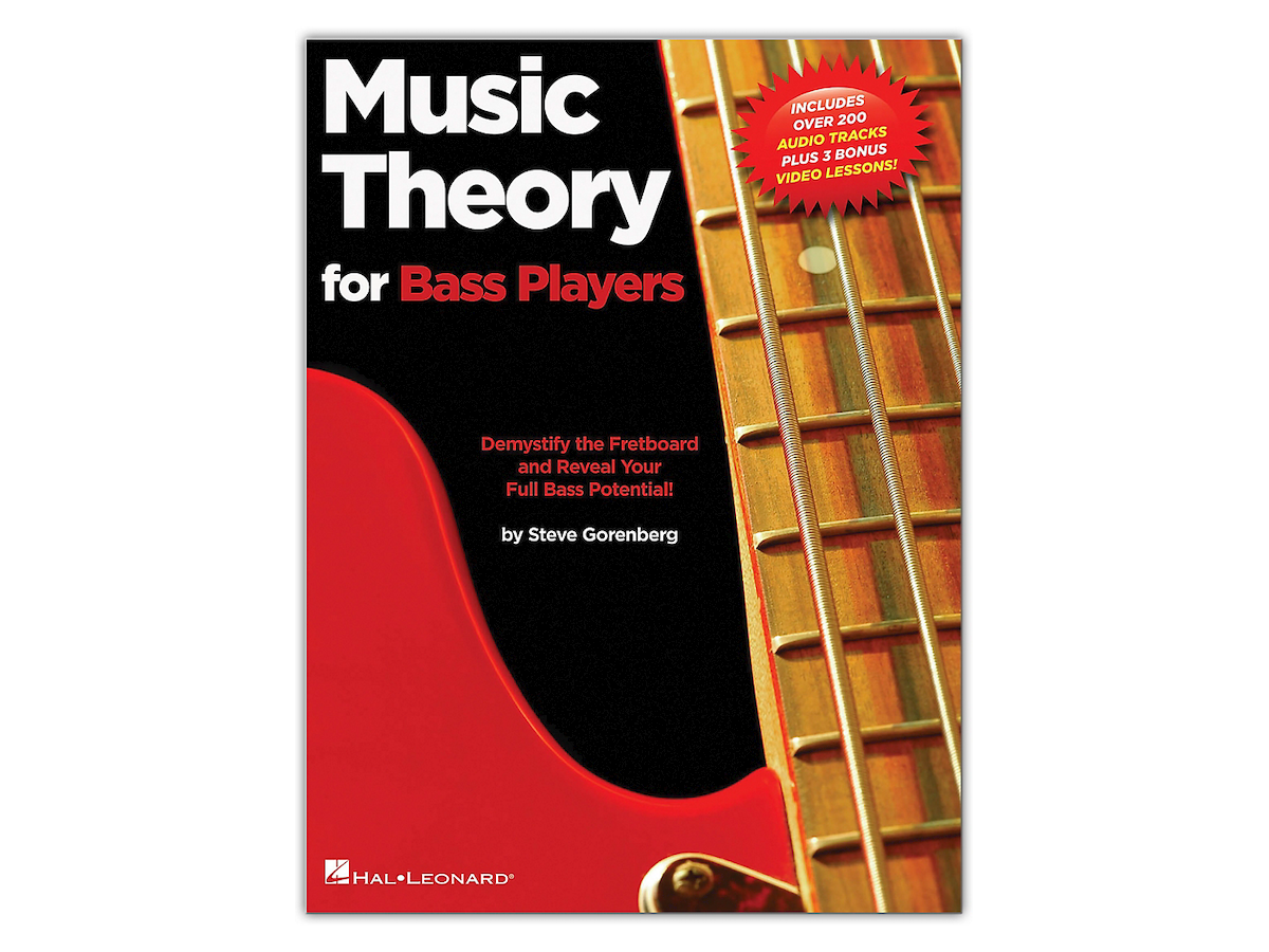 Hal Leonard Music Theory for Bass Players