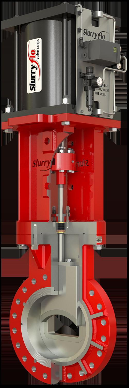 SlurryFlo control valve