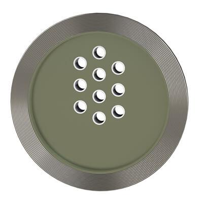 SlurryFlo Control Valve C2 Custom Trim Design