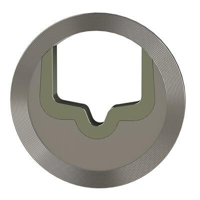 SlurryFlo Control Valve Custom Trim Design