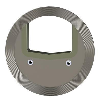 SlurryFlo Control Valve E1 Custom Trim Design