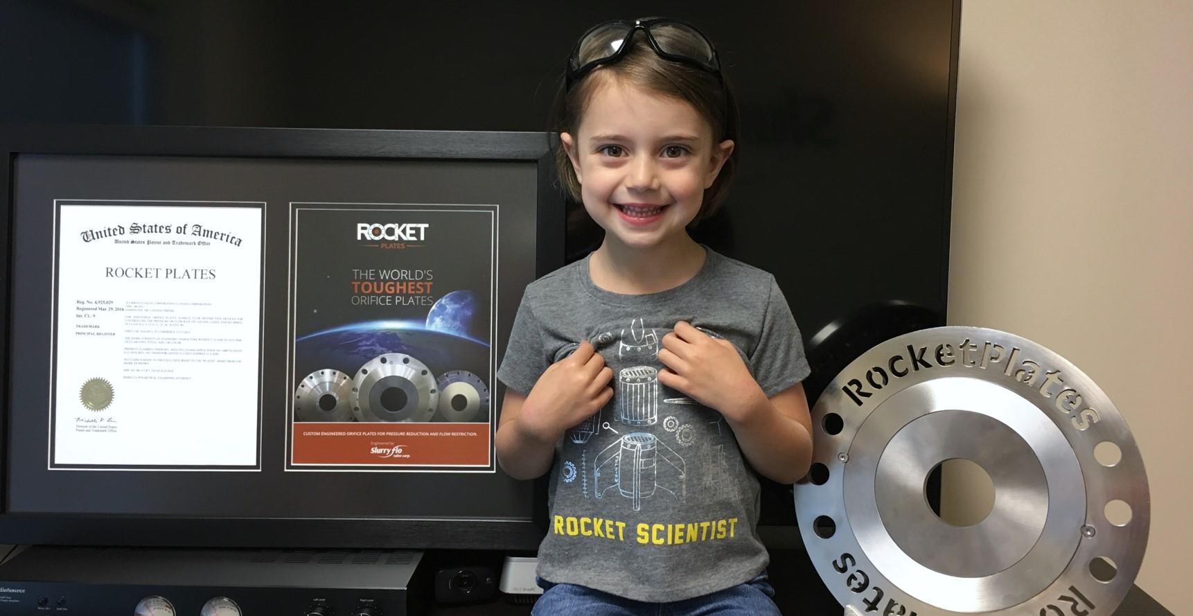 RocketPlates custom orifice plates