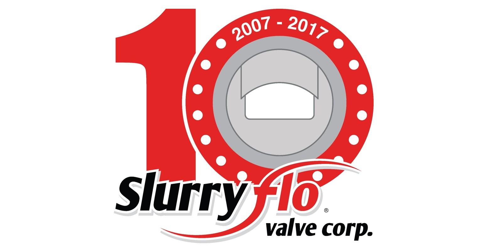 SlurryFlo 10 year anniversary
