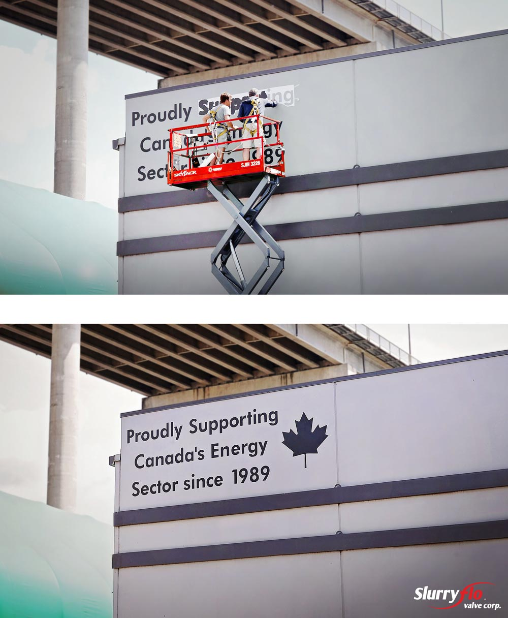 SlurryFlo Supports the Canadian Energy Sector