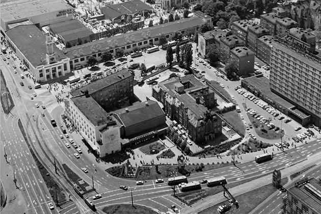 Bałtyk Poznań, zdjęcia historyczne - Garvest - Poznań