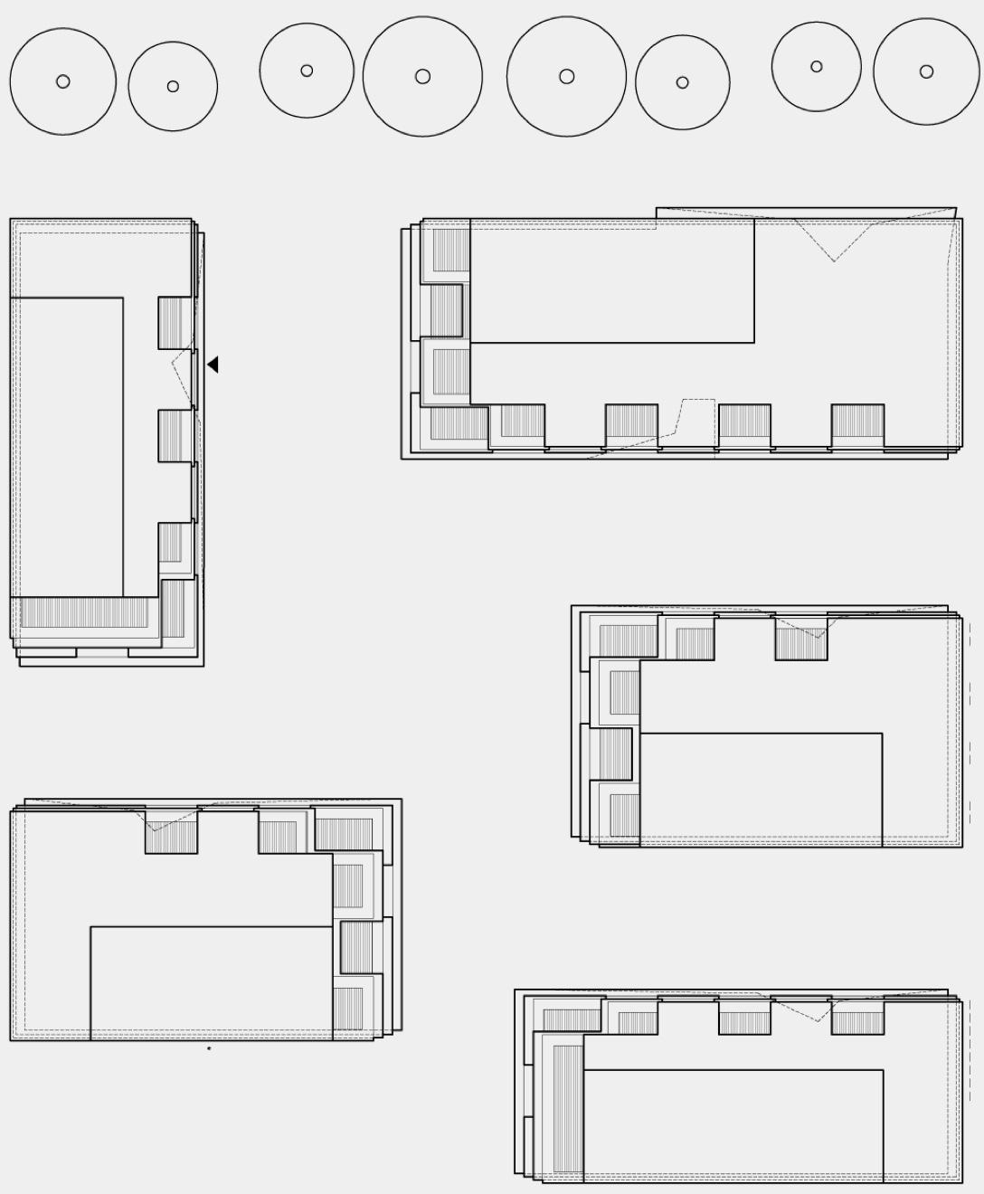 Pixel, plan architektoniczny - Garvest - Poznań