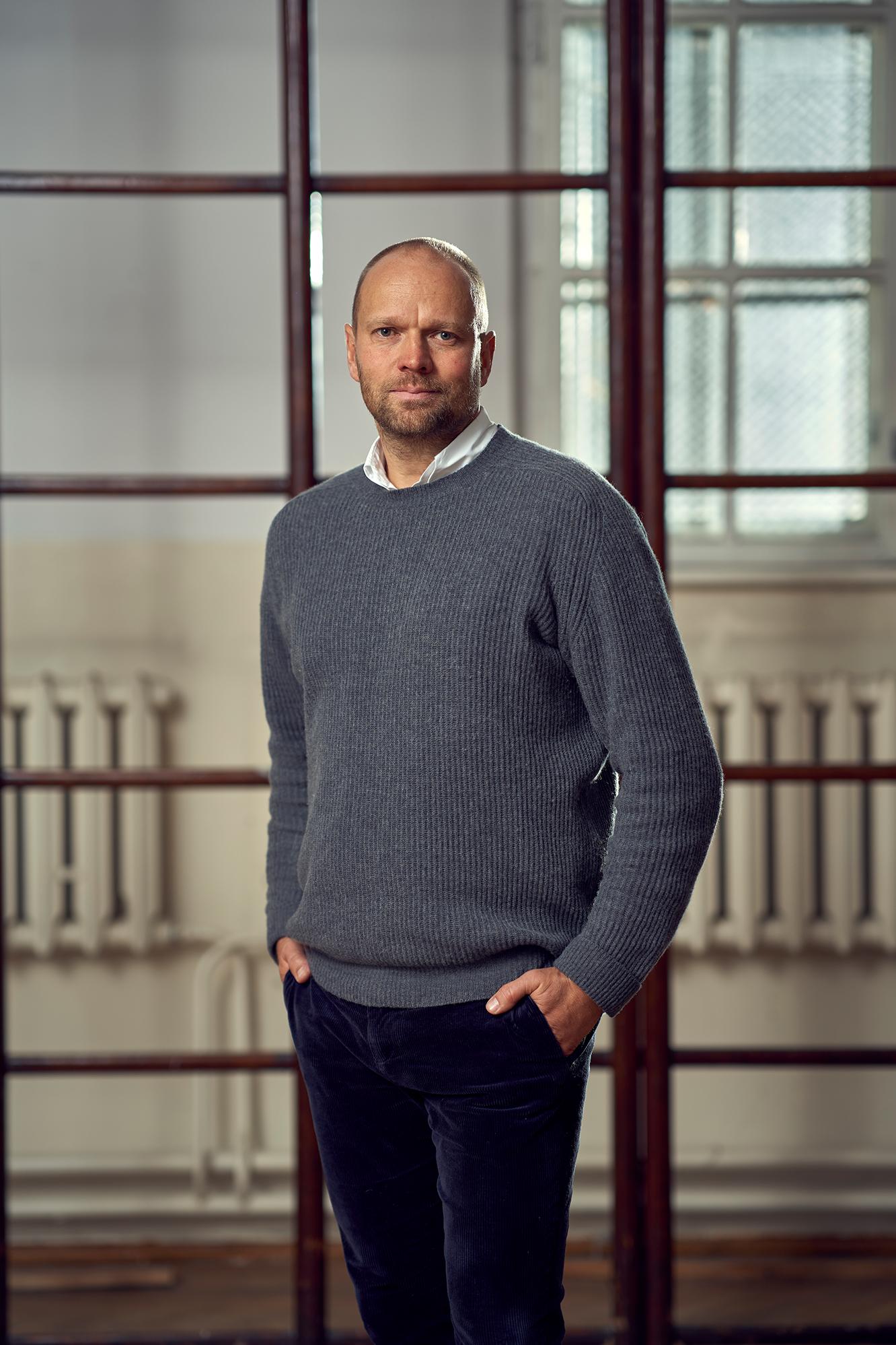 Michał Włodarczyk, partner Garvestu - zdjęcie