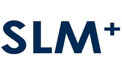 SLM+ logo