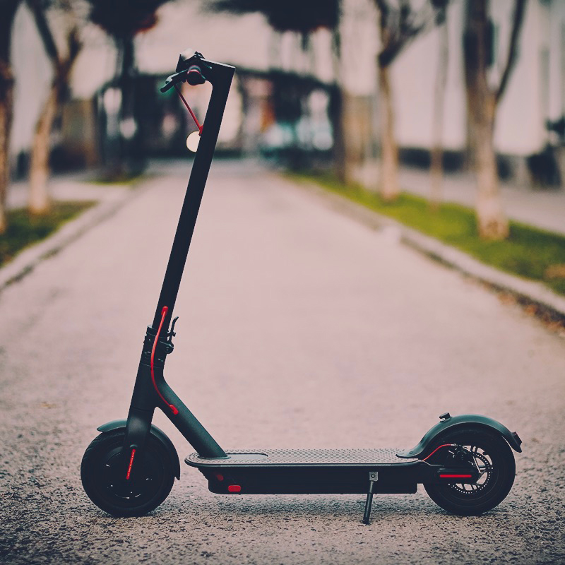 picture of an electric scooter