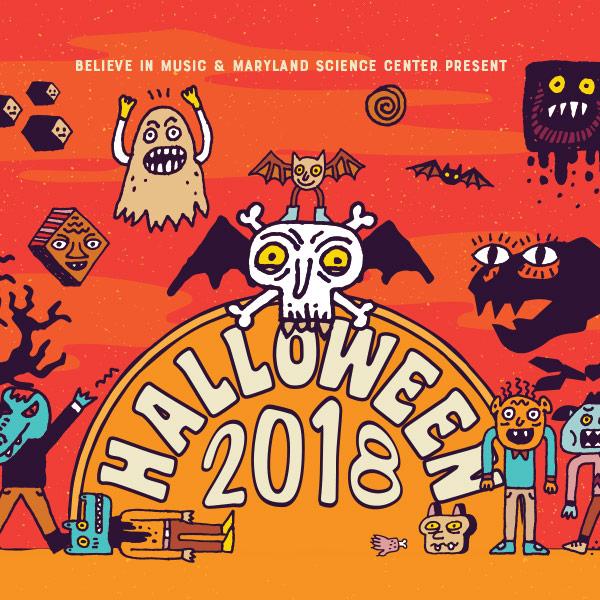Halloween Baltimore