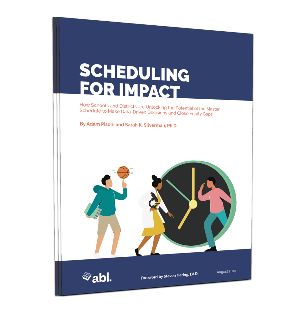 white paper scheduling for impact