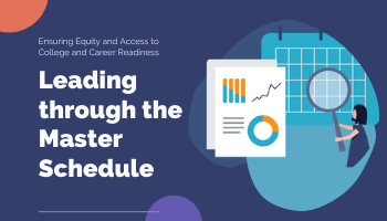 SESSION 1: LEADING THROUGH THE MASTER SCHEDULE