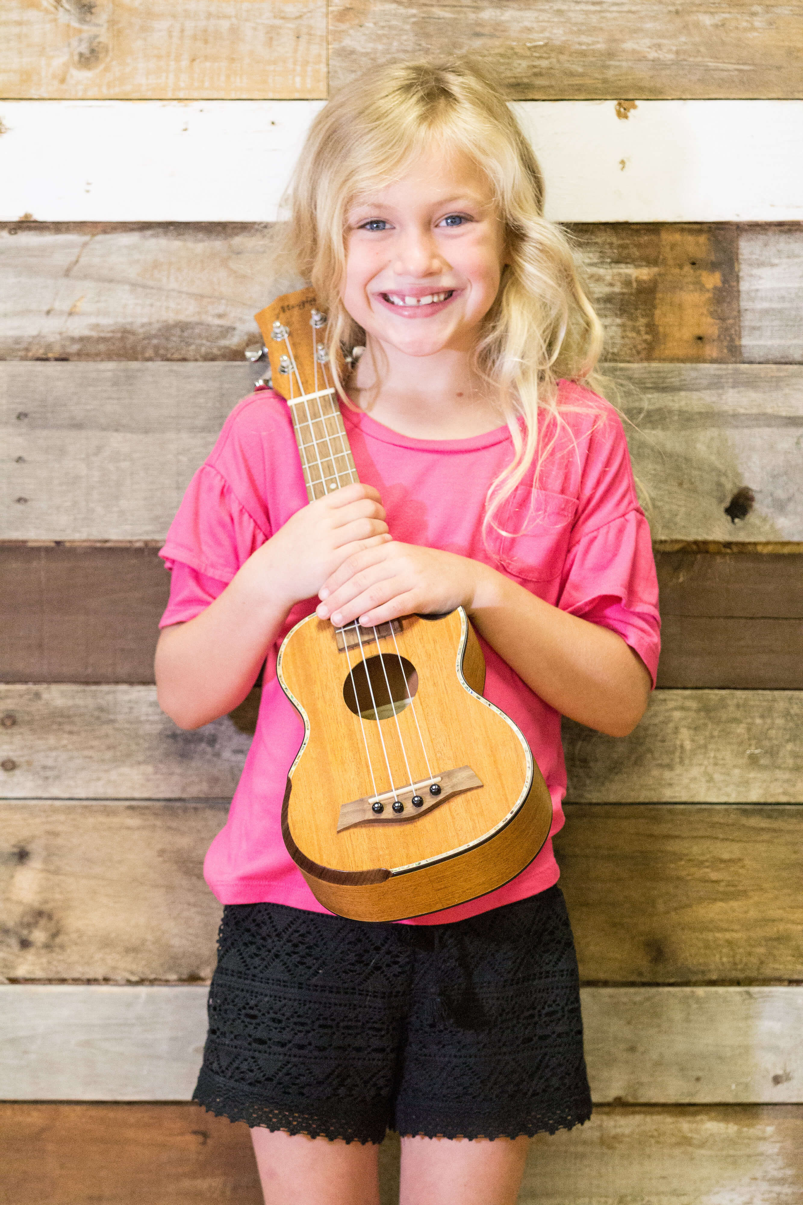 Ukulele lessons are so much fun at Weatherford Music Academy!