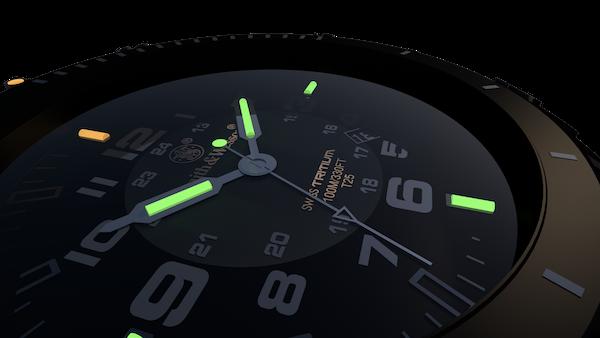 Tritium Watch.