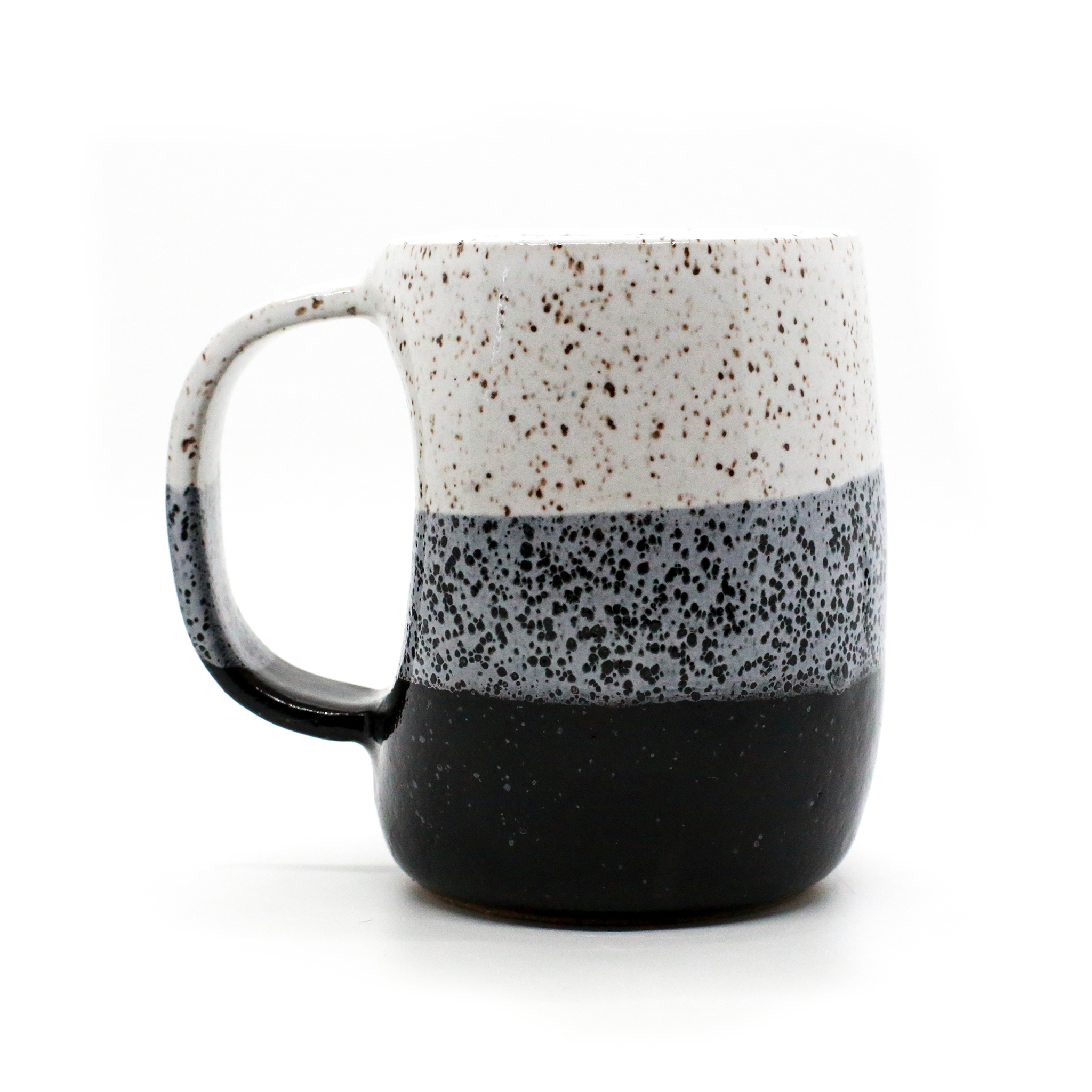 Black & White Knuckle Mug