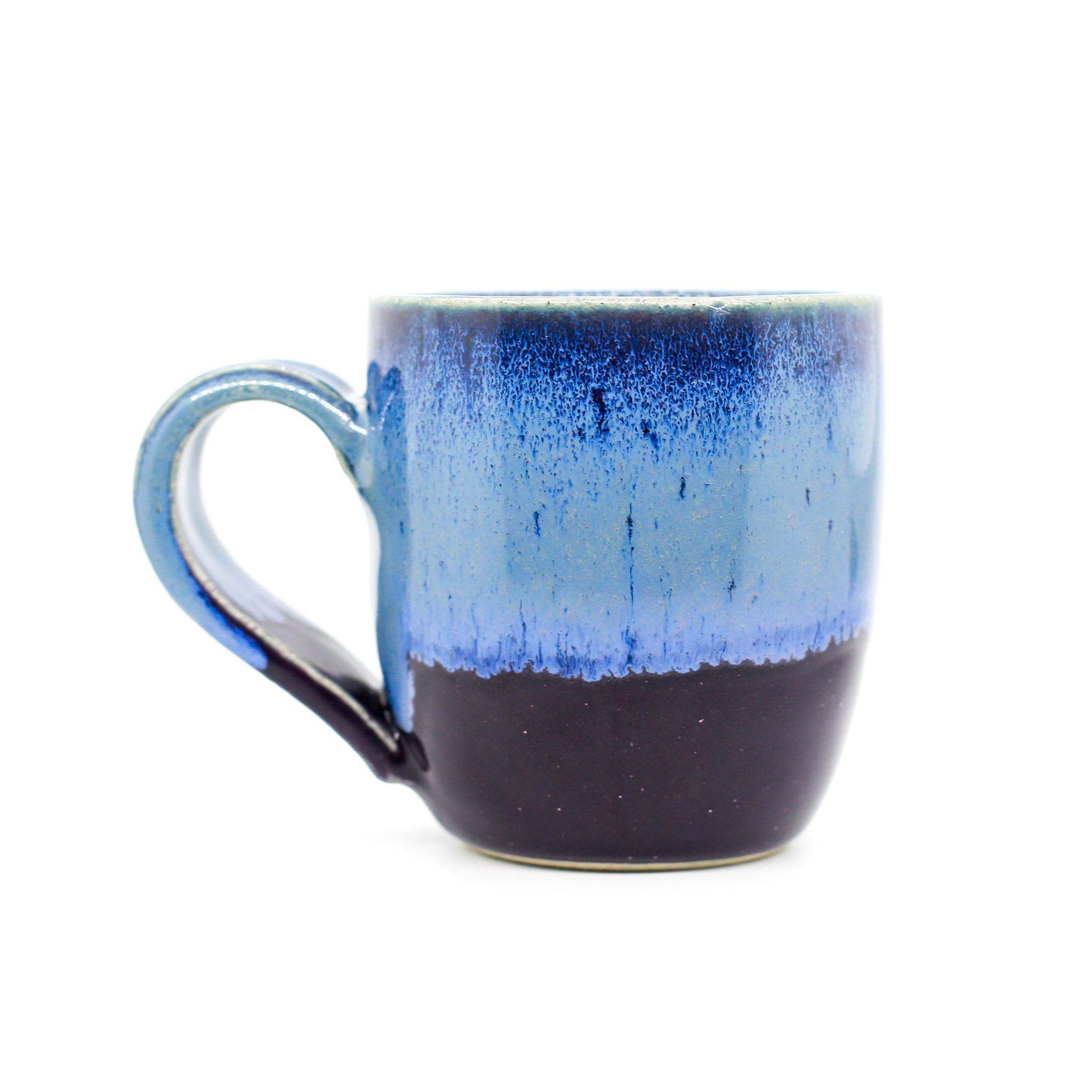 Blue & Purple Mug