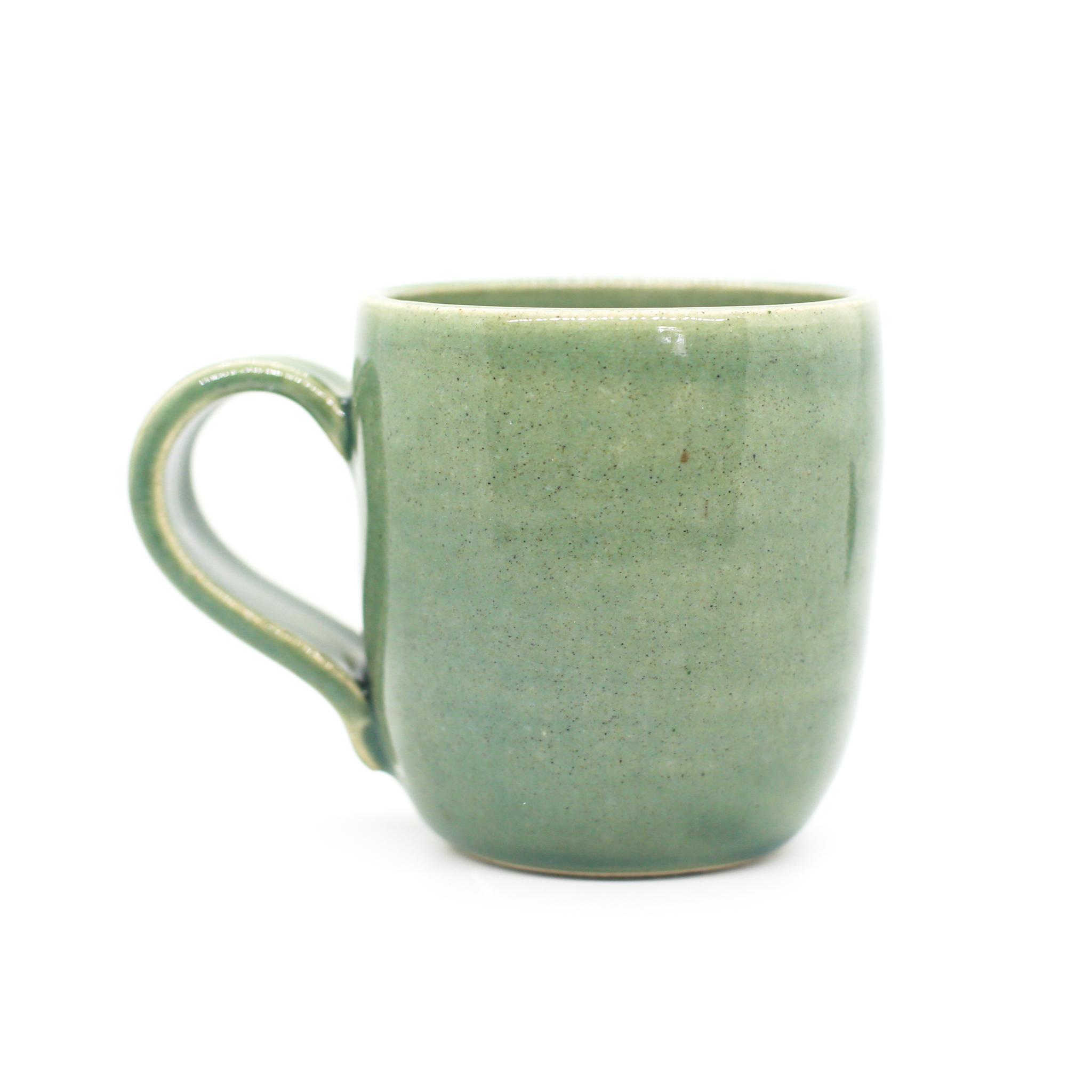 Celadon Green Mug