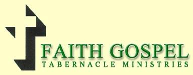 Original Faith gospel tabernacle ministries logo