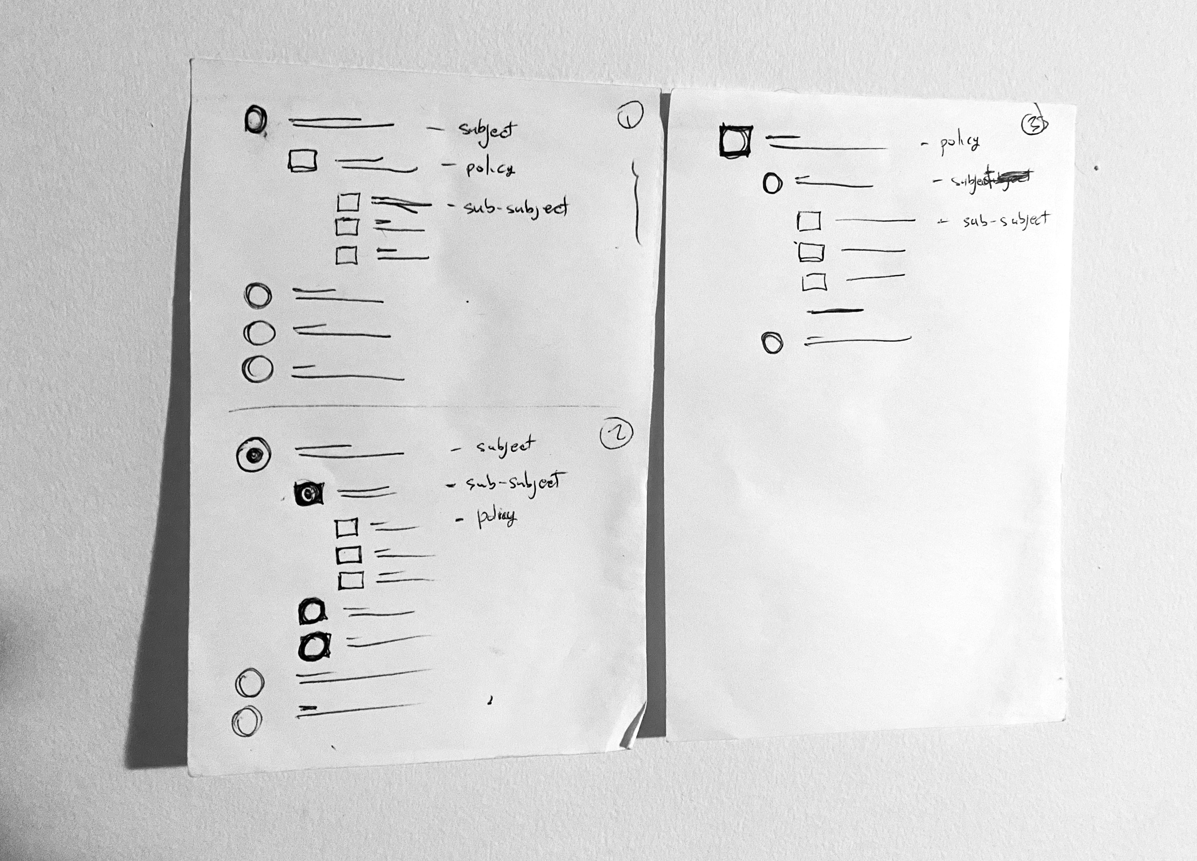 Secure email dynamic form: Sketching based on customer challenges