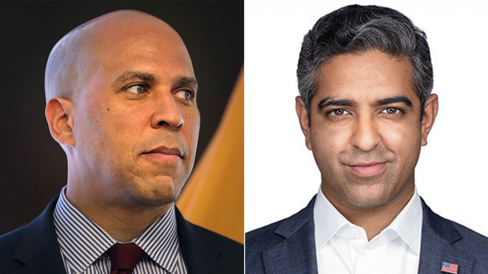GOP Senate candidate aims to beat Cory Booker in 2020: 'We are going to remove him from politics'