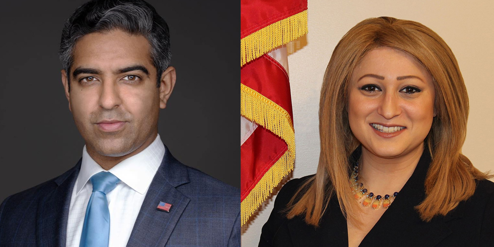 Singh, Gibbs Represent the Diverse Next Generation of Republican Candidates to Save Blue Jersey