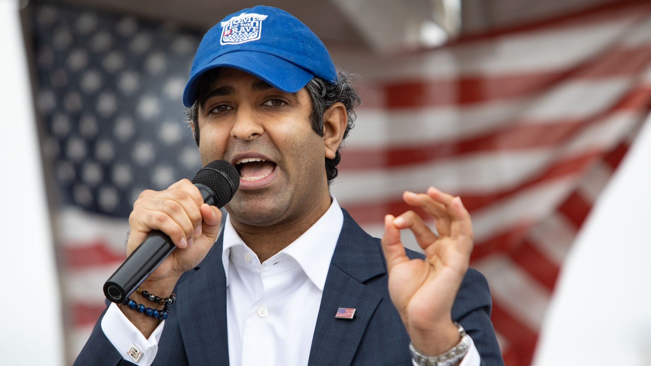 Hirsh Singh Calls for Opening NJ and Exposes Democrat Infiltration of GOP