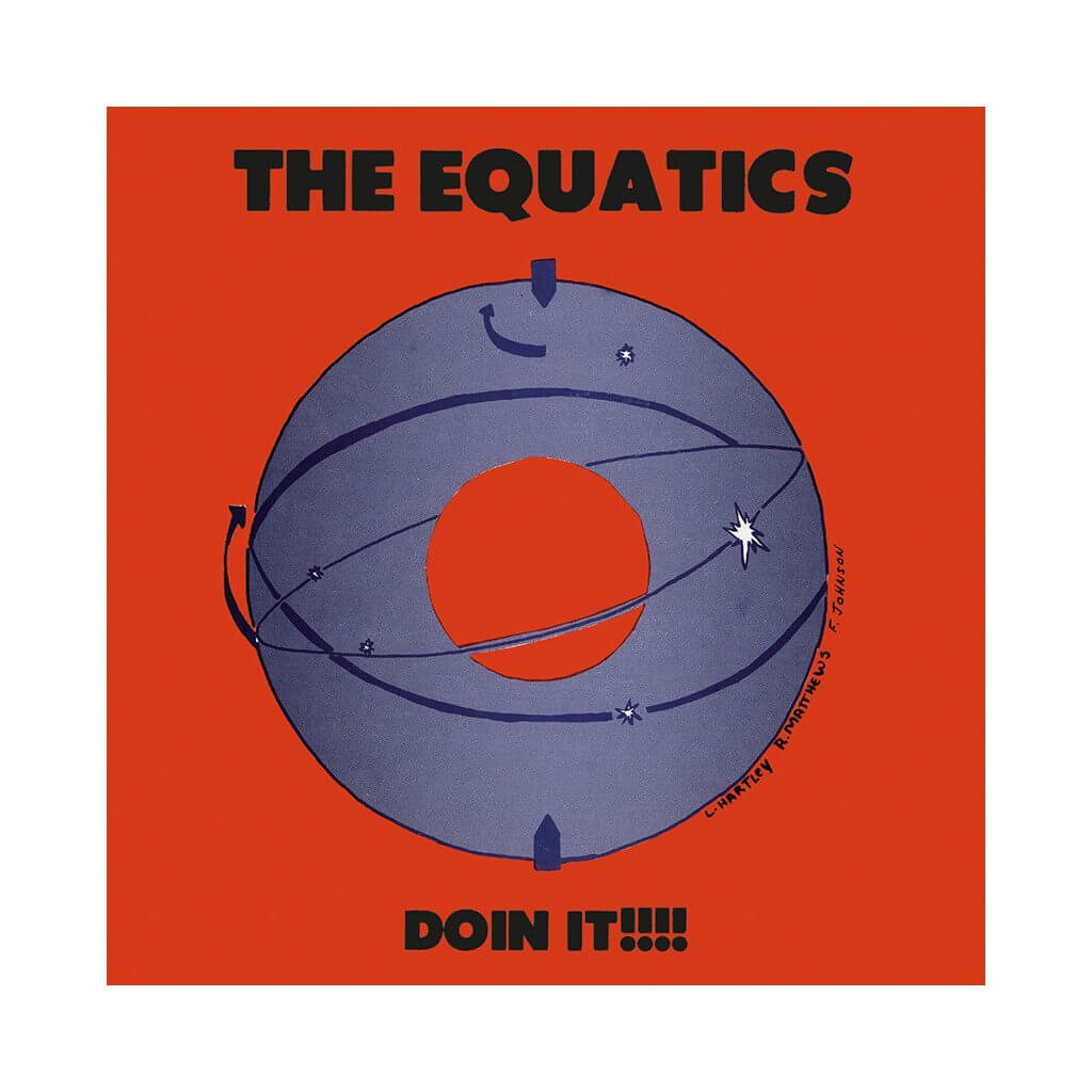 The Equatics Cover