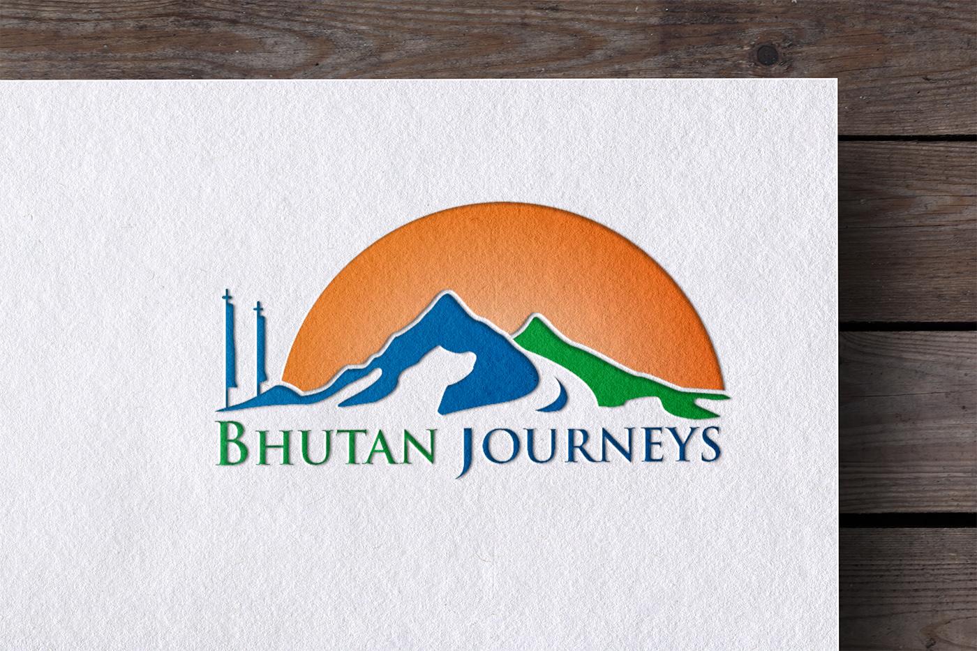 Bhutan Journey Logo