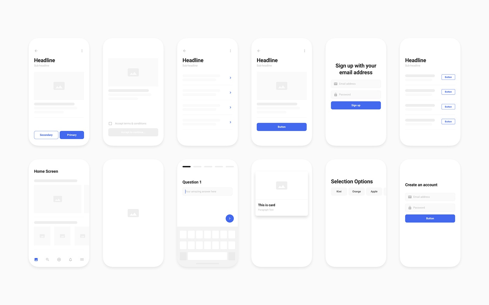 Mobile app design the new basics