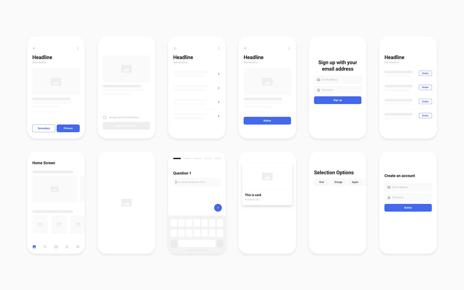 Mobile app design the new basics