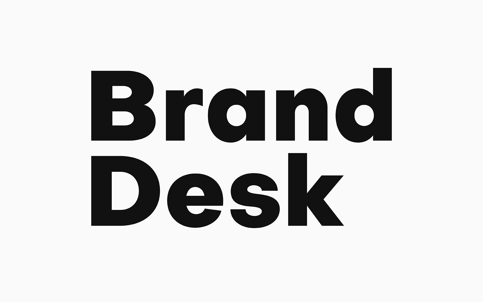 Brand Desk