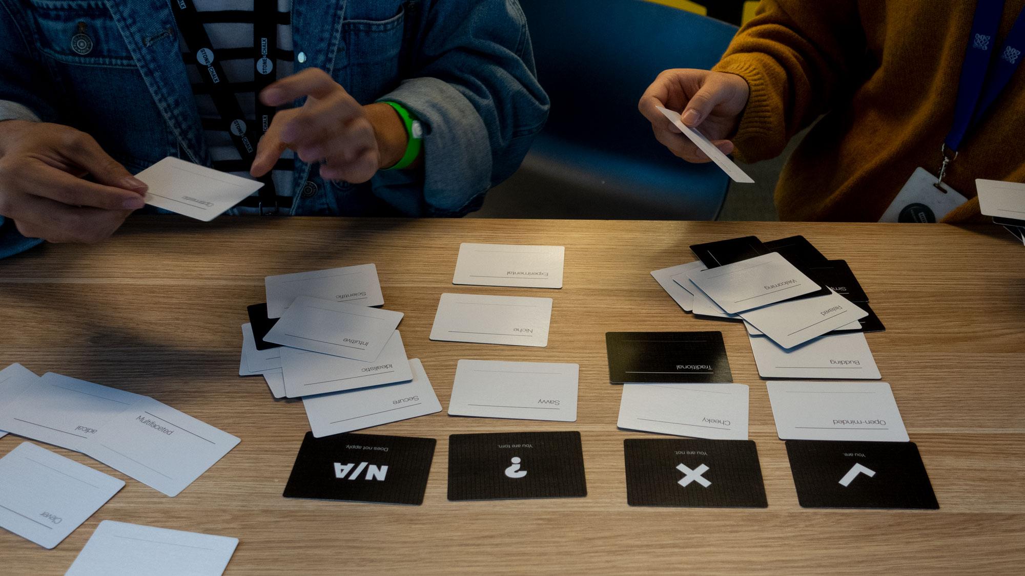 Swaarm Design Workshop — Kocha Studio